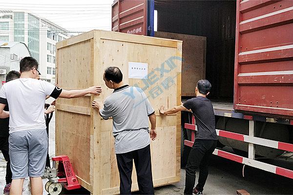IPX34开放式淋雨测试装置出货台湾
