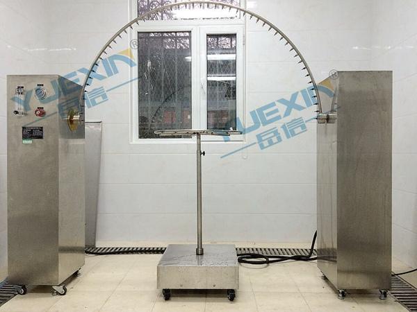 IPX34开放式淋雨试验机