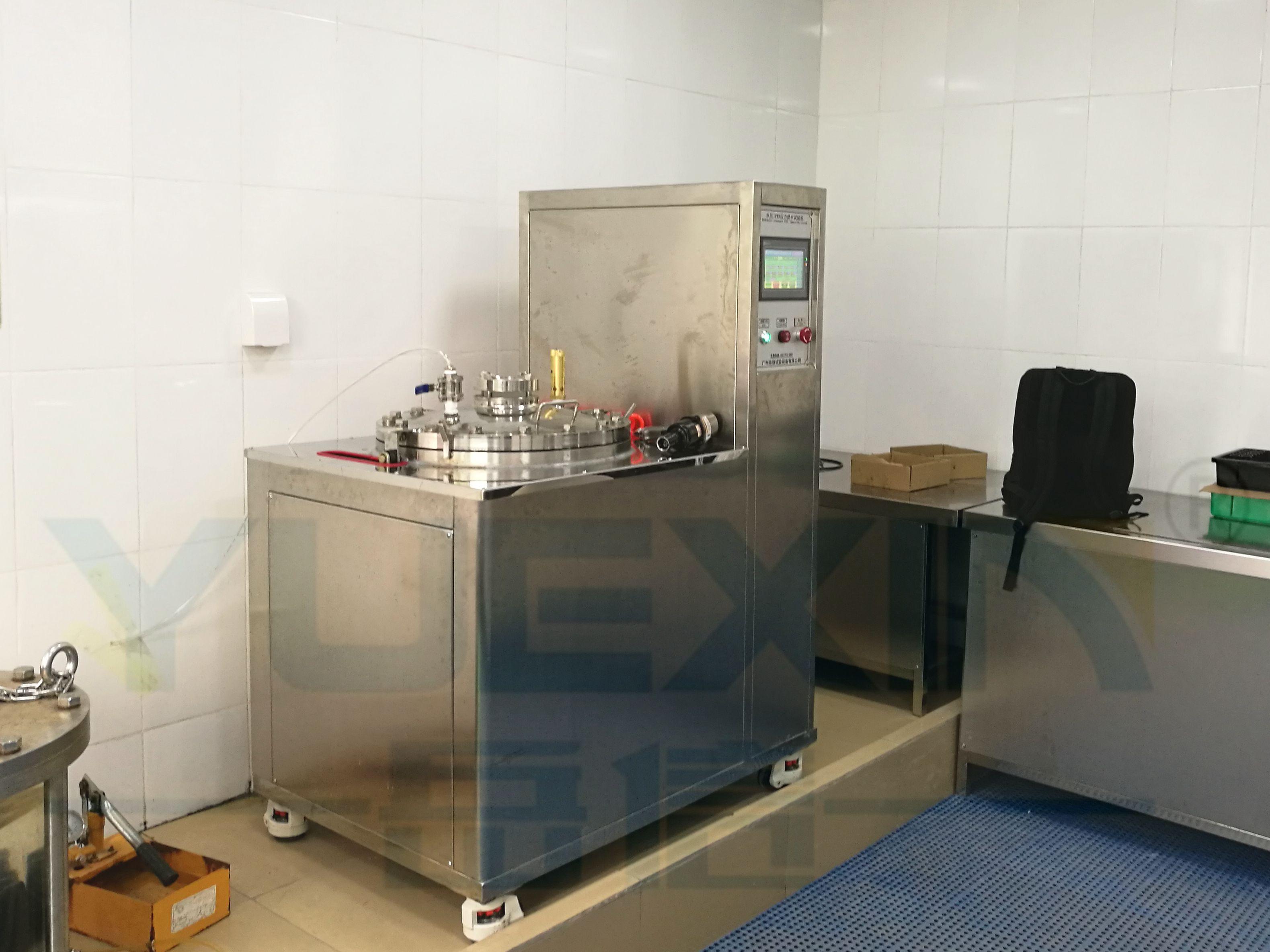 水压IPX8压力浸水试验机