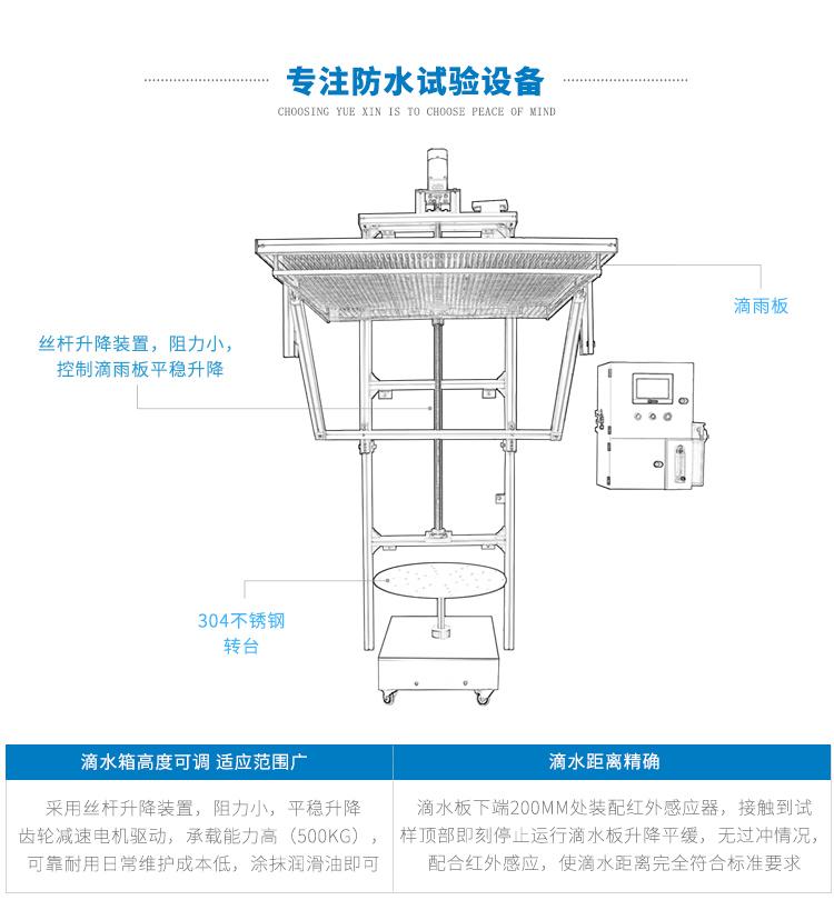 滴水试验机