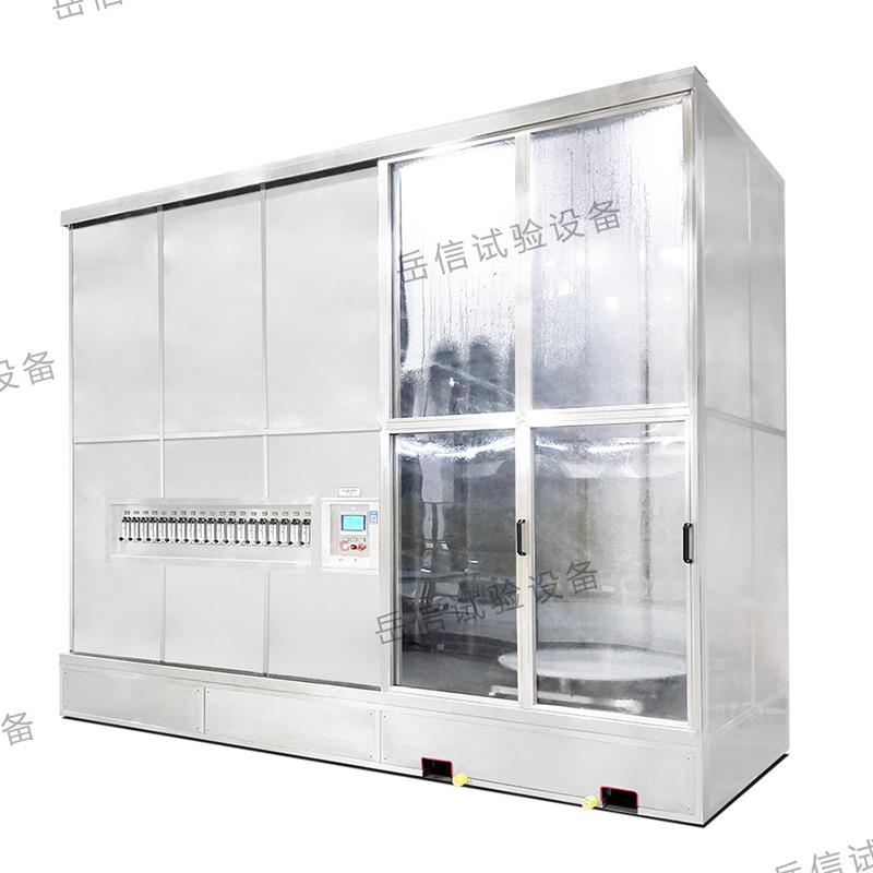 IPX5户外机柜喷淋房